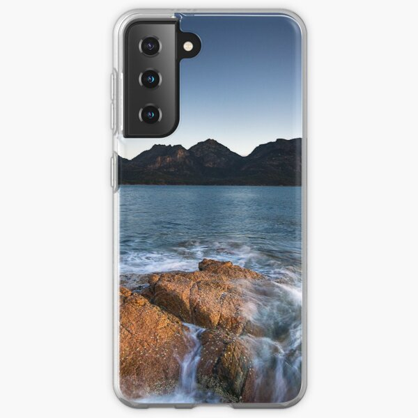 Sunset at Coles Bay Samsung Galaxy Soft Case