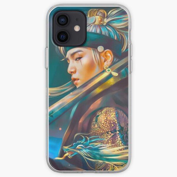 Agust D Daechwita iPhone Soft Case