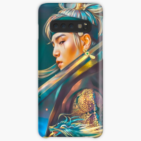 Agust D Daechwita Samsung Galaxy Snap Case