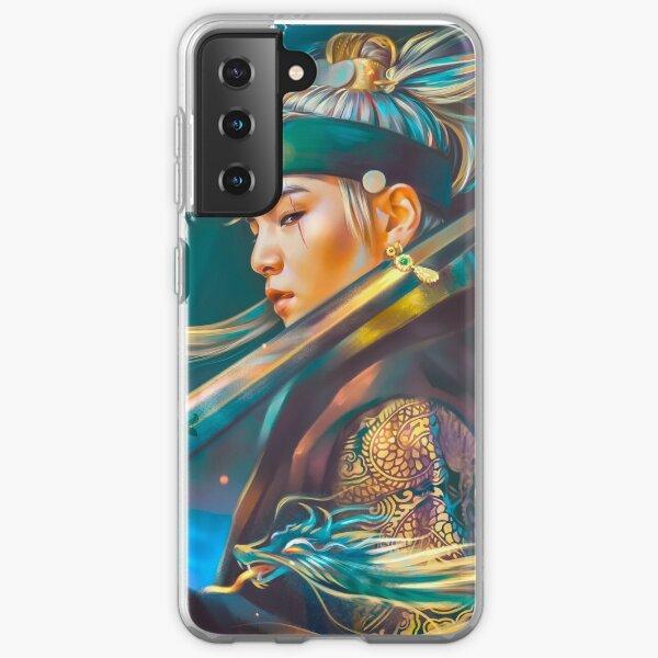 Agust D Daechwita Samsung Galaxy Soft Case