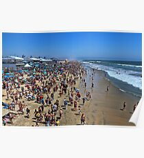 US Open of Surfing Poster