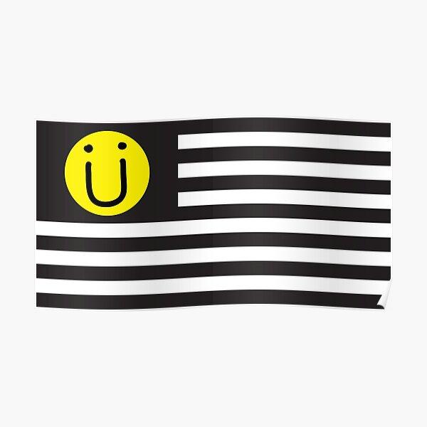 Jack U Flag Poster