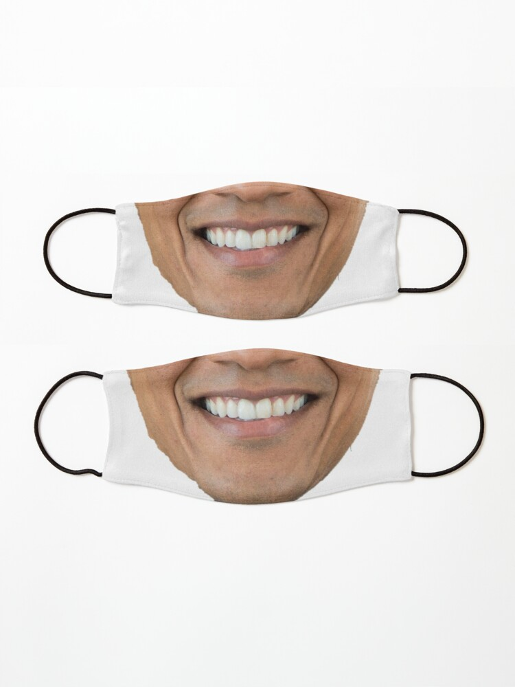 Alternate view of Commander in Chief Mask