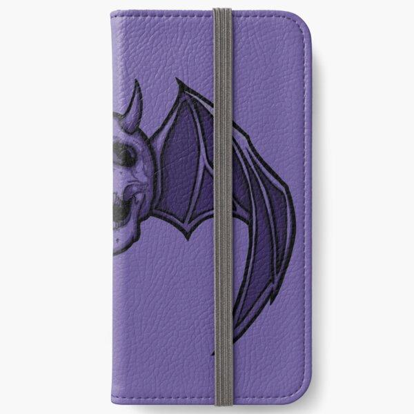 Dark Bat iPhone Wallet