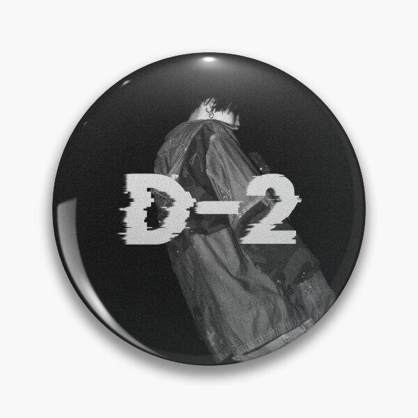BTS Suga / Agust D D-2  Pin