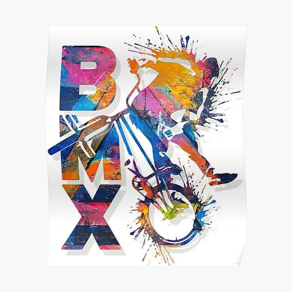 Vêtements BMX   Bmx Poster