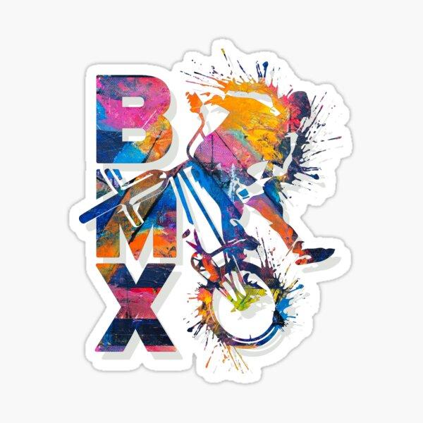 BMX Apparel | Bmx Sticker