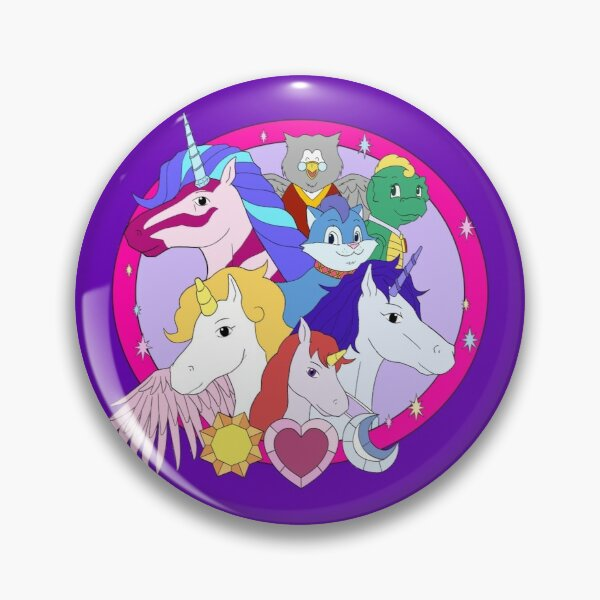 Circle of Friends Pin