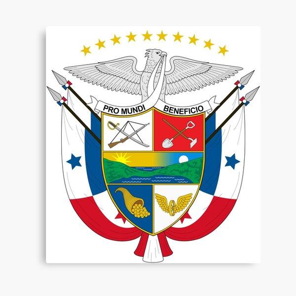 SAN MIGUELITO PANAMA Street Sign Panamanian flag city country road wall gift