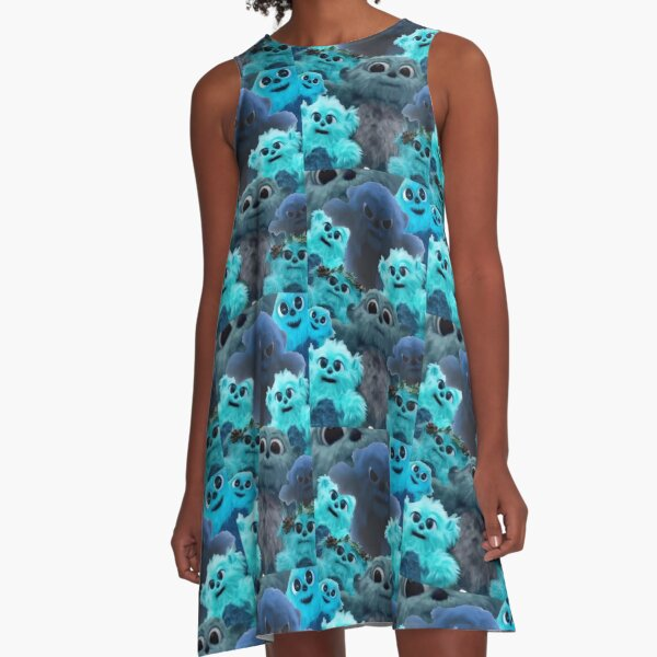 BEEBOS GALORE! - Beebo From DC's Legends of Tomorrow A-Line Dress