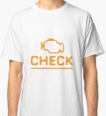 The Elusive Check Engine Light Classic T-Shirt