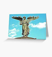 Melange #9 Greeting Card