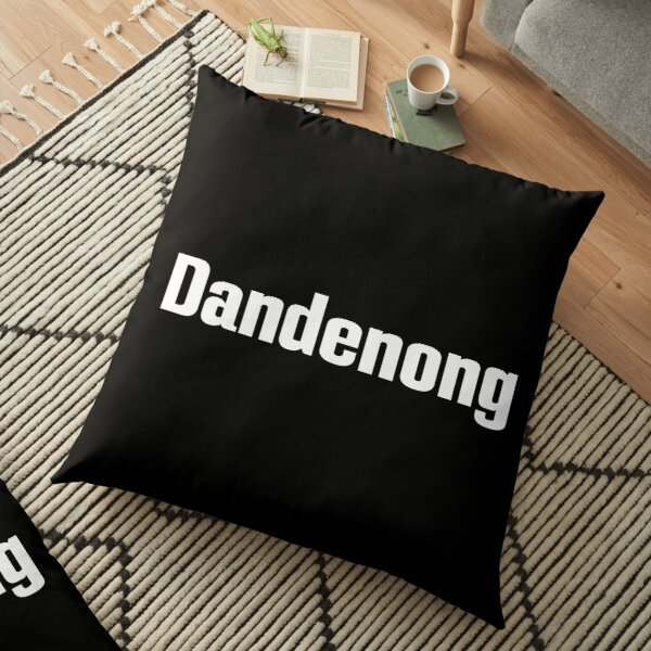 Dandenong Australia Floor Pillow