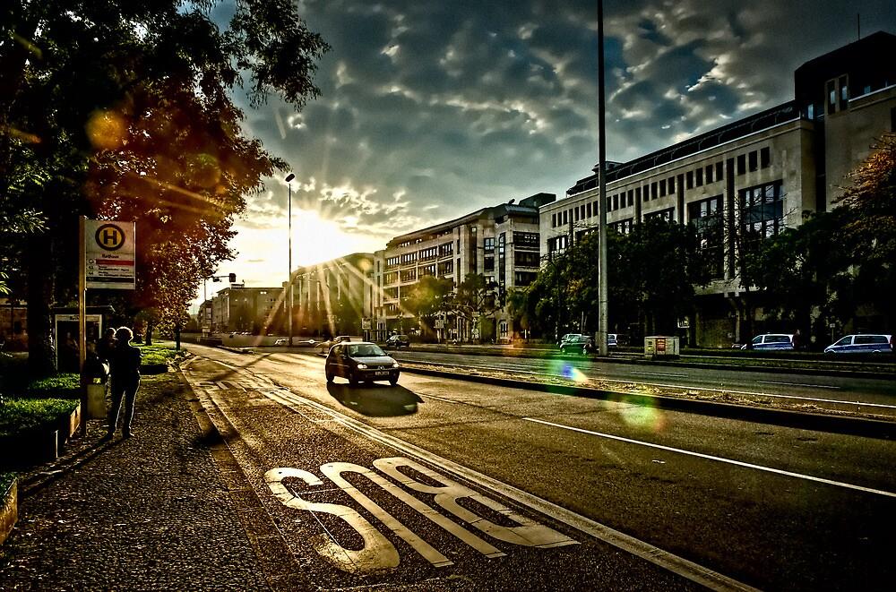 Backlight City by wulfman65