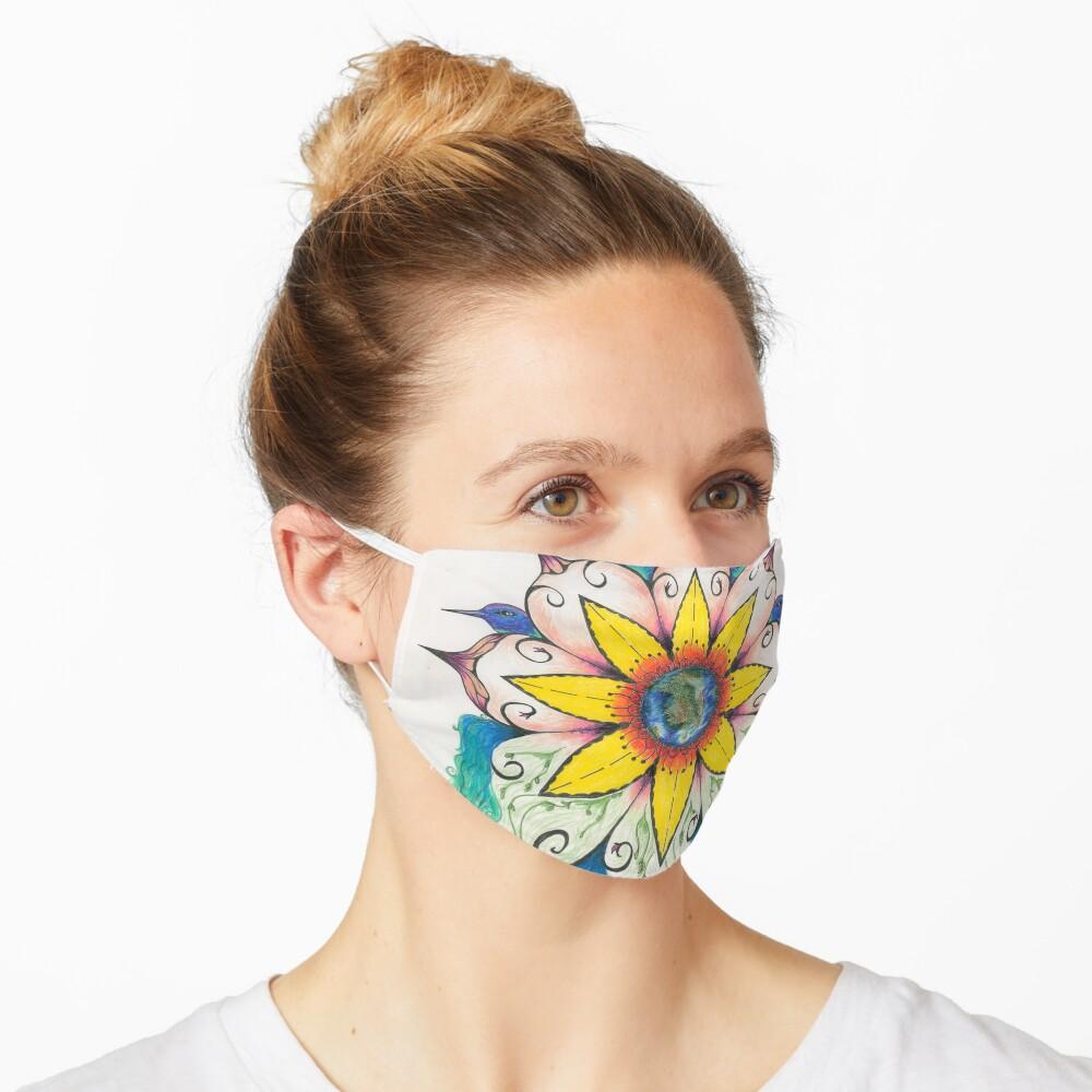 Symphony of Summer Mask