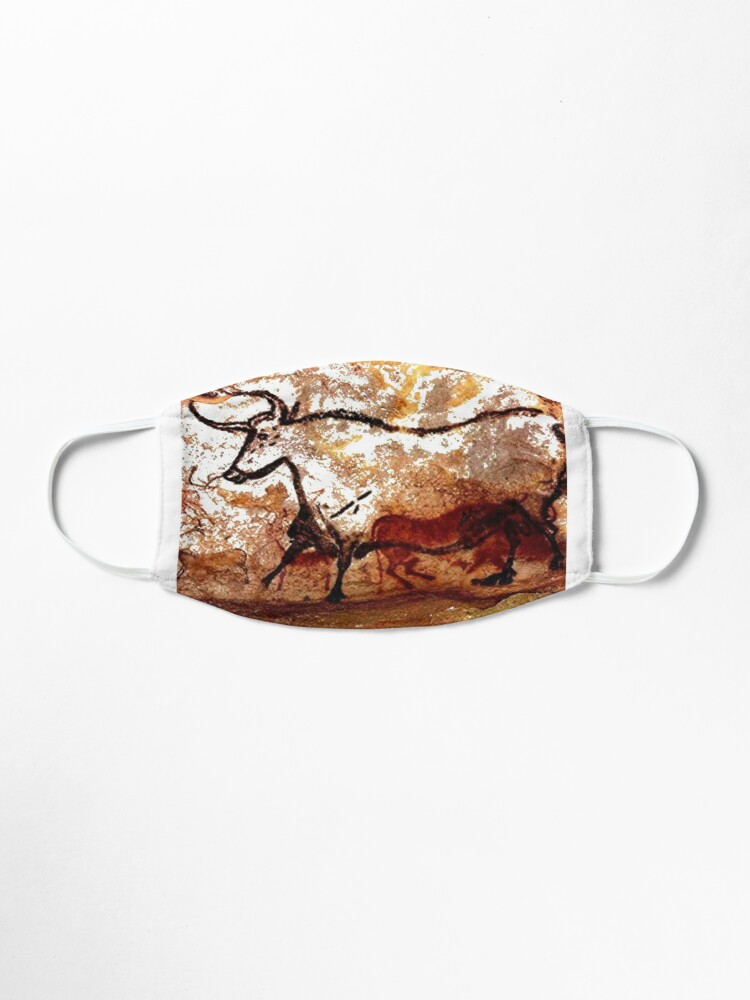 Alternate view of #Lascaux #Cave #Paintings #Bull LascauxCave PaintingsBull LascauxCavePaintingsBull CavePaintings CaveDrawings drawings Mask