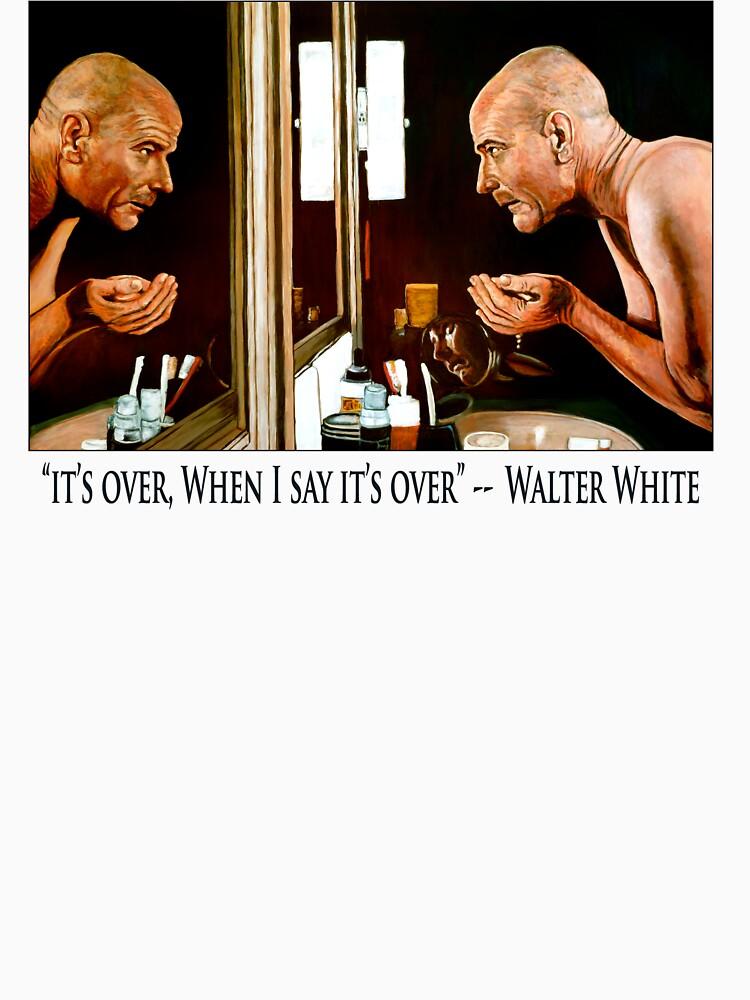 Walter White by donnaroderick