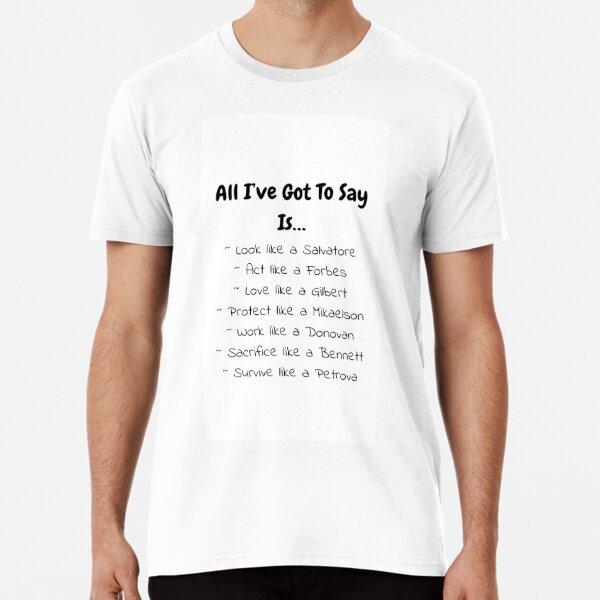 Camisetas Camiseta premium