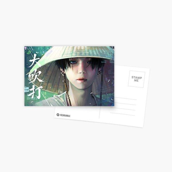 Agust D - Daechwita Postcard