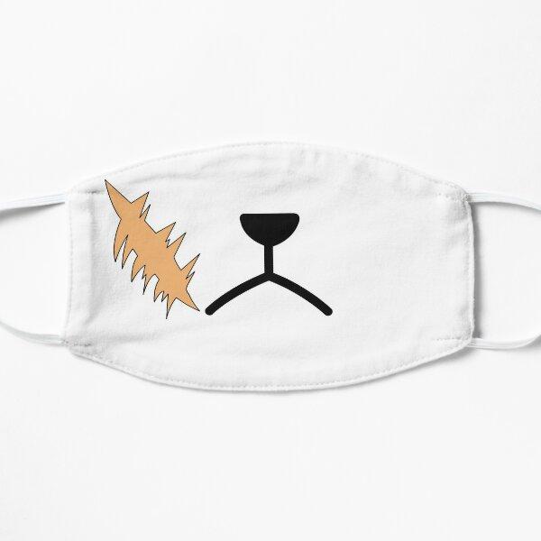 masque de sabito Masque sans plis