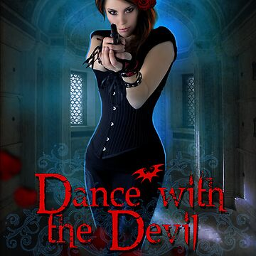 Dance with the Devil Cover Concept by jayderosalie