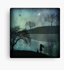 Studio Canvas - Silhouette Canvas Print