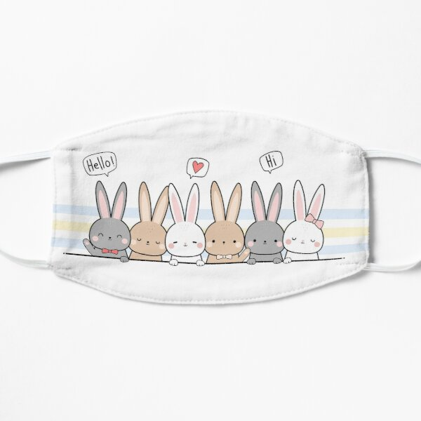 Bunny Lover  Mask