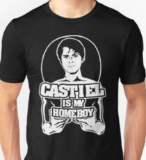 Castiel Is My Homeboy T-Shirt