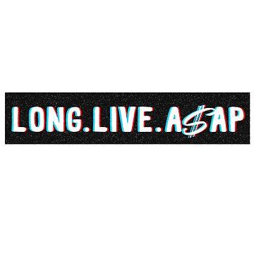 Long Live A$AP by davisluna15