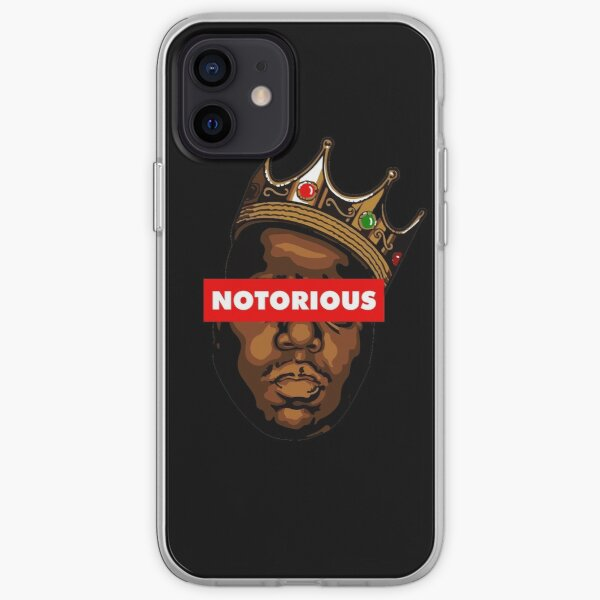 Notorious B.I.G iPhone Soft Case