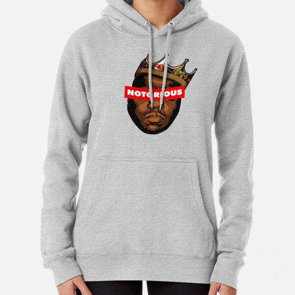 Notorious B.I.G Pullover Hoodie