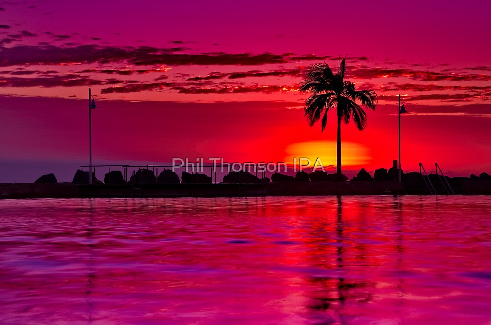 """""""A Townsville Tropical Dawning"""" by Phil Thomson IPA"""