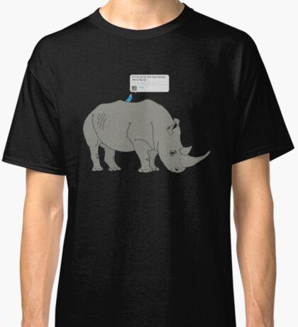 #Rhino #Savanna Classic T-Shirt