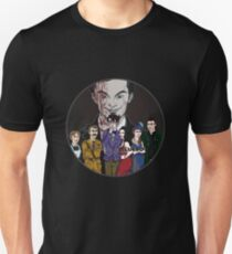 Cluedo Sherlock: The Only Possible Solution. T-Shirt