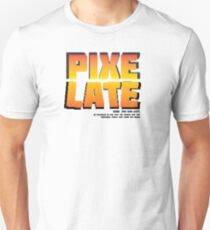 Pixelate! Unisex T-Shirt