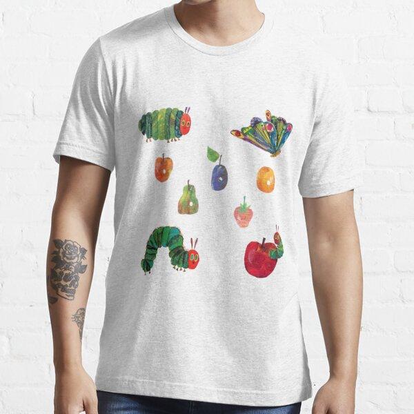 very hungry caterpillar sticker pack Essential T-Shirt