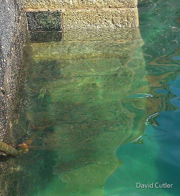 into the sea by David Cutler
