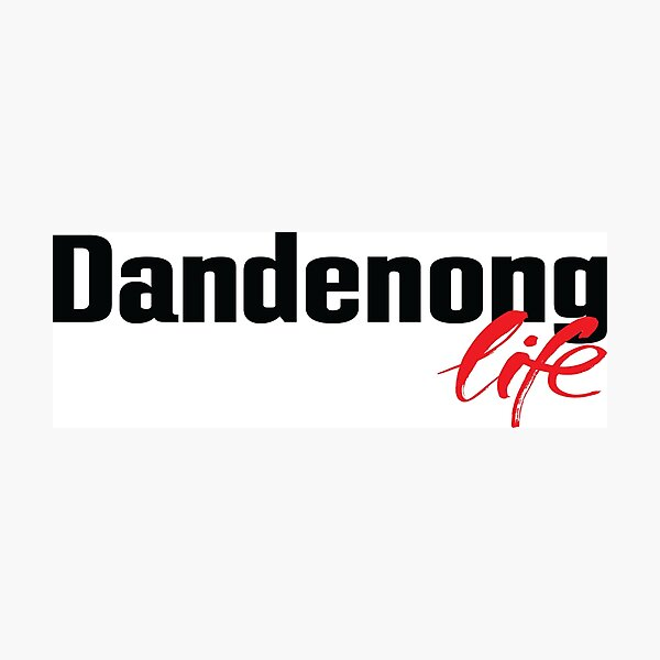 Dandenong Life Australia Photographic Print