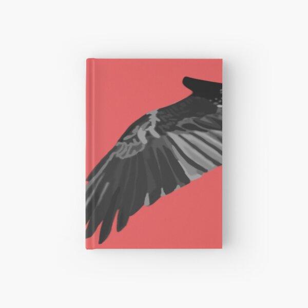 Raven Wings Hardcover Journal