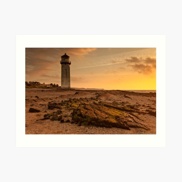 Southerness Warmth Art Print