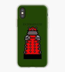 Exterminate! iPhone Case
