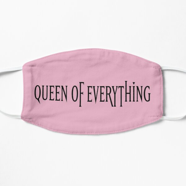 Queen of Everything Mask