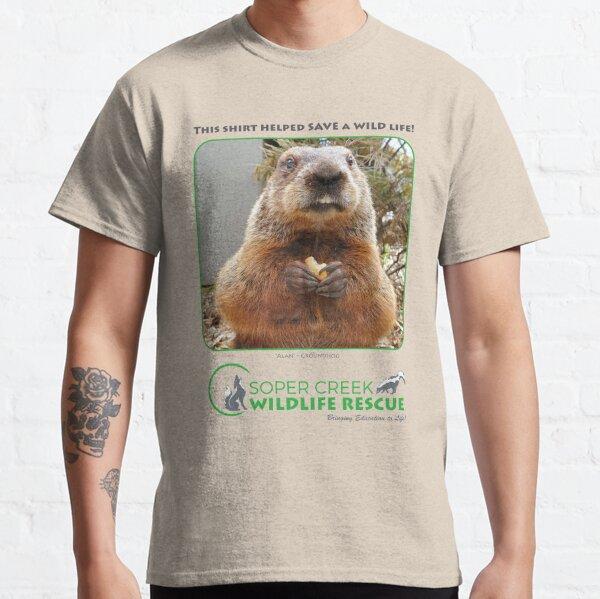 Alan - This shirt helped SAVE a WILD life! Classic T-Shirt
