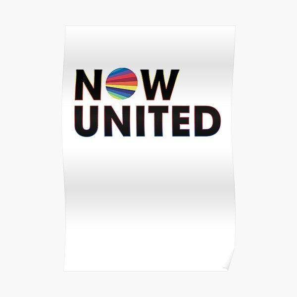 Maintenant uni  Now United Lights  Poster