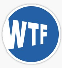 MTA WTF Sticker
