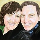 Ruth and Steven by Jenny Hudson (Sumner)
