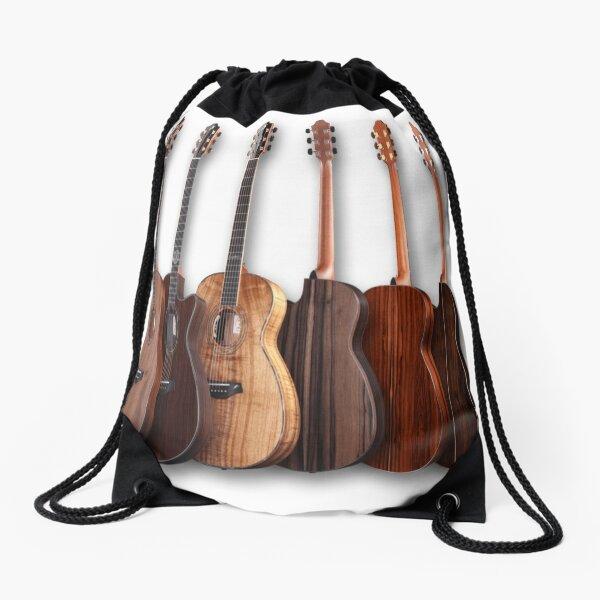 Nature Guitar Classic Drawstring Bag