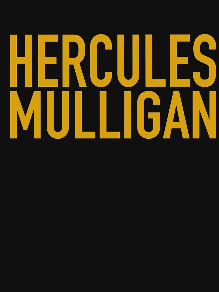 Hercules Mulligan | Unisex T-Shirt