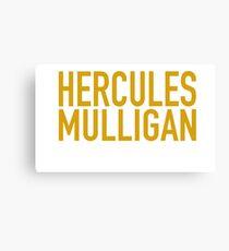 Hercules Mulligan Canvas Print