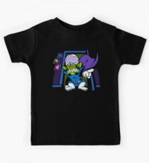 Evil Mojo in our Closet Kids Tee